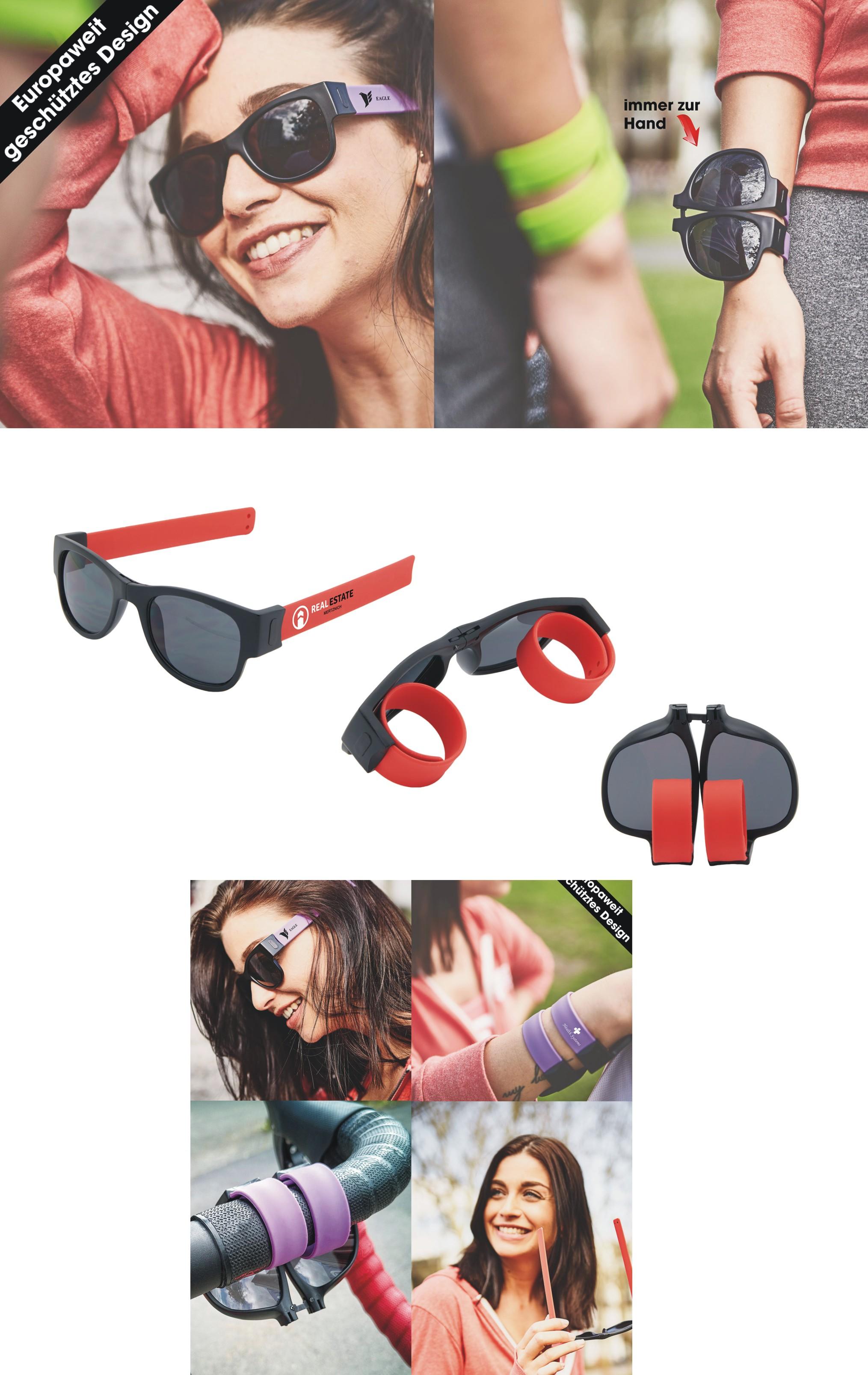 Artikel der Woche 19/2018 – Sonnenbrille mit flexiblen Bügeln